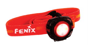 Fenix Hl05 Orange 8 Lumens