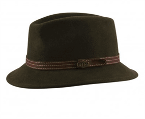 MJM Walker Hat - Woolfelt