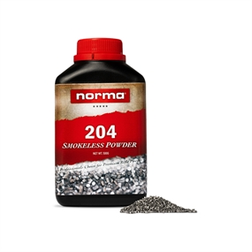 Norma Smokeless Powder - 204