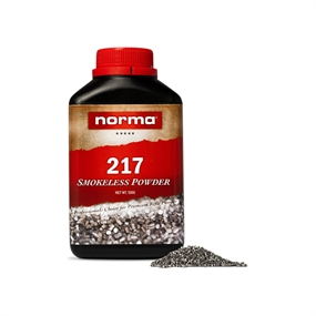 Norma Smokeless Powder - 217