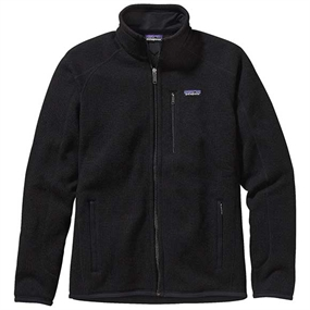 Patagonia Better Fleece Jakke - Black