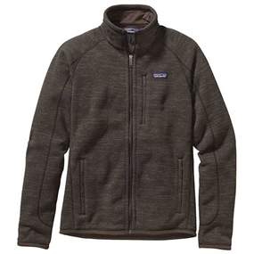 Patagonia Better Fleece Jakke - Dark Walnut