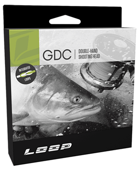Loop GDC - Double Hand Shooting Head-Klasse-8_31-gram