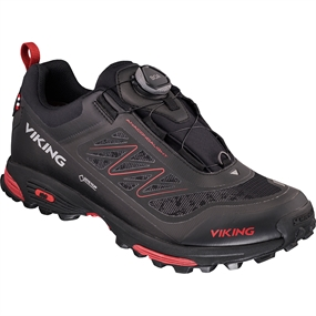 Viking Anaconda Light Boa GTX - Black-Silver
