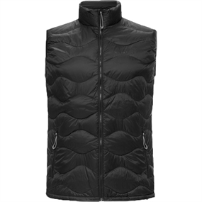 Weather Report Ante Down-Look Vest - Black