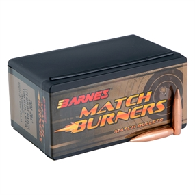 Barnes Match Burners Projektiler - Kal. 7MM .284