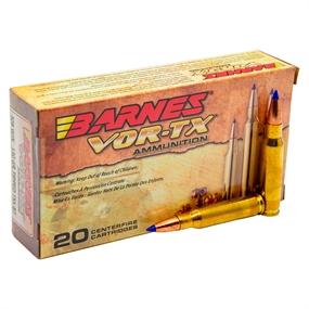 Barnes riffelammunition | Stort udvalg af Barnes ...