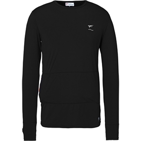 Nordic Heat Baselayer Top - Black