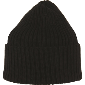 MJM Wool Beanie - Sort - One Size