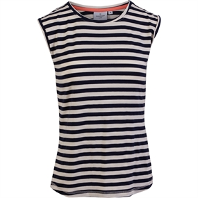 Kopenhaken Beechmont W T-Shirt - Navy Striber