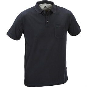 Nordhunt Beta Polo T-Shirt - Navy