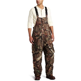 Yukon Gear Bib Overall Reversible - Break Up Camo
