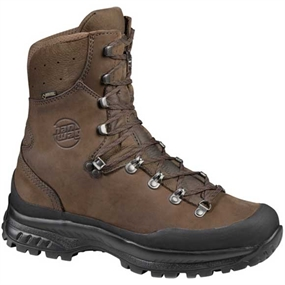 Hanwag Brenner Wide GTX Støvle - Brown