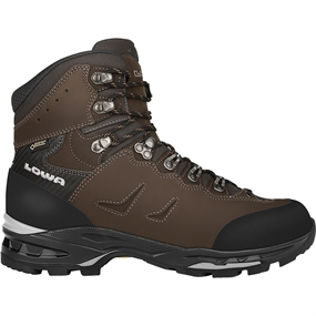 Lowa Camino GTX Vandrestøvle - Dark Grey/Black