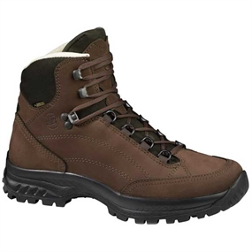 Hanwag Canyon Wide GTX Lady Støvle - Brown