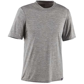 Patagonia Cap Daily T-shirt - Feather Grey