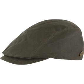 MJM Daffy-3 100% Virgin Wool Hat - Green