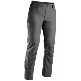 Fjällräven Daloa MT Zip-Off Trousers - Dark Grey