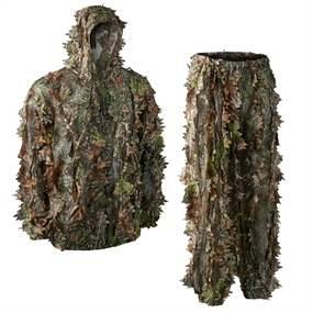 Deerhunter Sneaky 3D Pull-over Set w. Jacket - Innovation camo