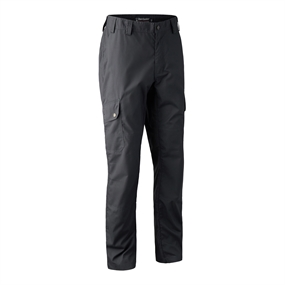 Deerhunter Lofoten Trousers w. Teflon® - Black Ink