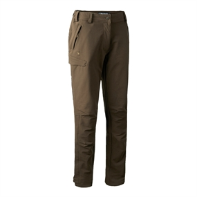 Deerhunter Lady Ann Full Stretch Trousers - Fallen leaf