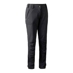 Deerhunter Lady Ann Full Stretch Trousers - Black