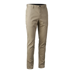 Deerhunter Casual Trousers - Dark sand