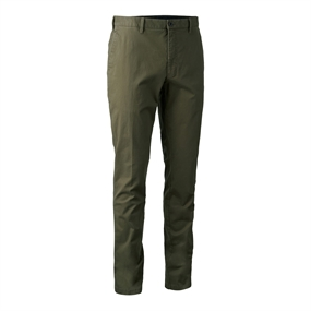 Deerhunter Casual Trousers - Art green