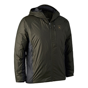 Deerhunter Jacket - Packable - Deep green