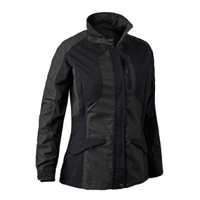 Deerhunter Lady Ann Jacket - Black Ink