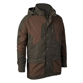 Deerhunter Strike Jacket - Long - Deep green
