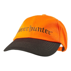 Deerhunter Bavaria Cap - Orange - ONE SIZE