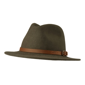 Deerhunter Adventurer Felt Hat - Green
