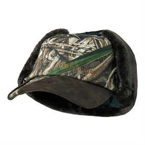 Deerhunter Muflon Winter Hat - Realtree Max-5 Camo