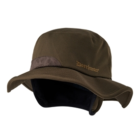 Deerhunter Muflon Hat w. Safety - Art green