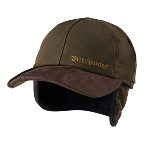 Deerhunter Muflon Cap w. Safety - Art green