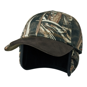 Deerhunter Muflon Cap w. Safety - Realtree Max-5 Camo