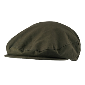 Deerhunter Highland Flat Cap - Ivy green