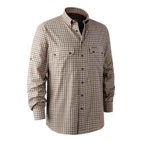 Deerhunter Ridley Shirt - Green check