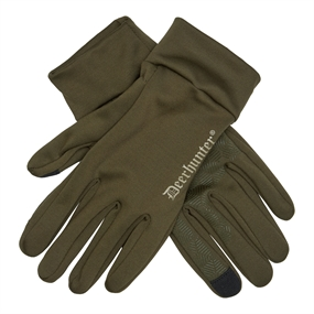 Deerhunter Rusky Silent Gloves - Peat