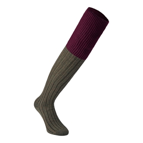 Deerhunter Lomond Socks - Windsor red