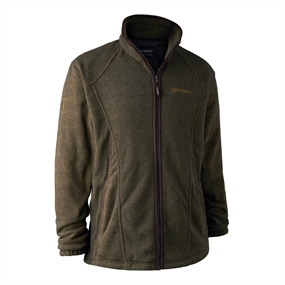 Deerhunter Wingshooter Fleece m. membrane - Graphite Green