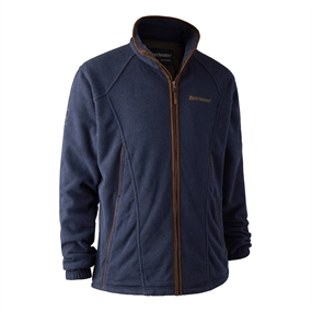 Deerhunter Wingshooter Fleece m. membrane - Graphite blue
