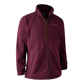 Deerhunter Wingshooter Fleecejakke - Burgundy