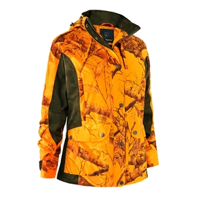 Deerhunter Lady Estelle Jakke - Realtree Edge Orange Camo