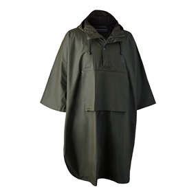 Deerhunter Hurricane Regn Poncho - Art green