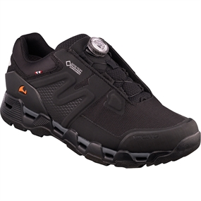 Viking Dis III Boa GTX Sko - Black-Orange