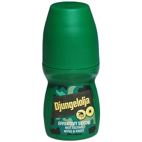 Insektbeskyttelse Djungelolja - Roll On - 60 ml