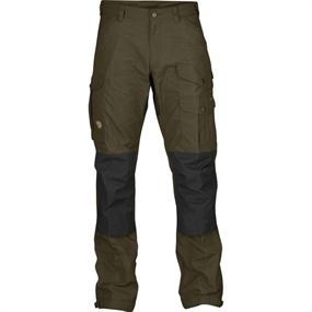Fjällräven Vidda Pro Trousers Regular - Dark Olive