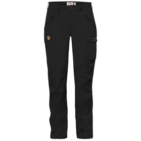 Fjällräven Nikka Curved Trousers W - Black